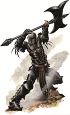 Demonblade Fighter: Fifth Edition Martial Archetype