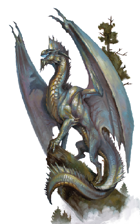 Race - Metallic Dragon