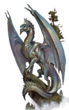 Race - Metallic Dragon