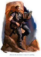 Factotum: Jack of All Trades