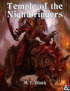 Temple of the Nightbringers - Adventure