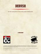 Dervish Class
