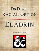 5e Race Option - Eladrin