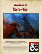 Adventurers of Kara-Tur