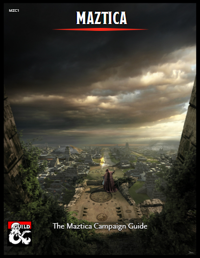 TWC1 The Maztica Campaign Guide
