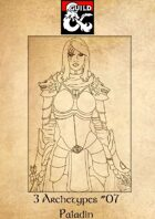 Paladin Variants - Dungeon Masters Guild | Dungeon Masters Guild