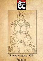 3 Archetypes #07 - Paladin