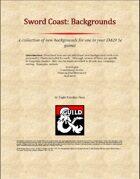 Sword Coast: Backgrounds