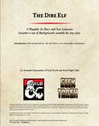 The Dire Elf