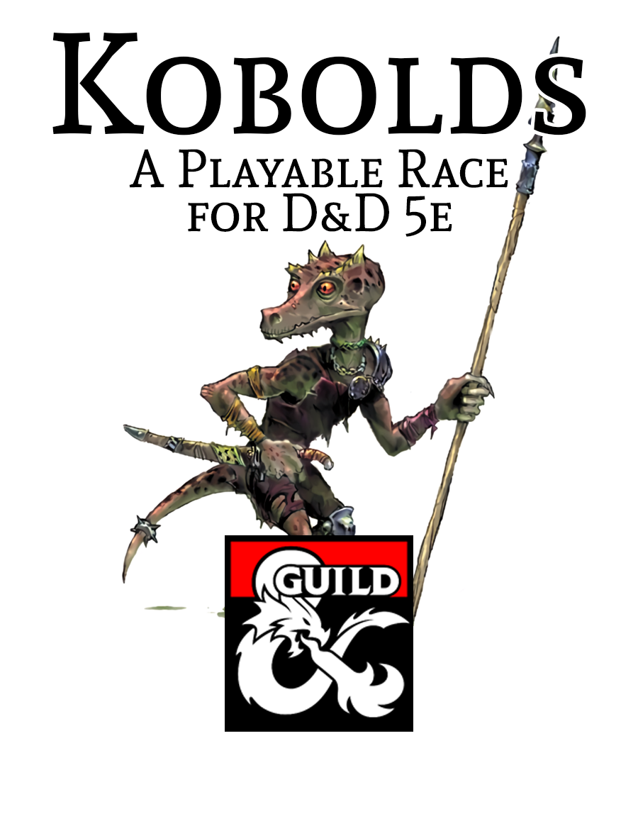 Kobold Race - Dungeon Masters Guild | Dungeon Masters Guild