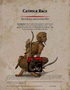 Catfolk Race Build