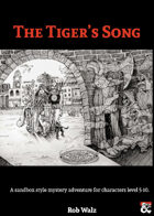 The Tiger's Song