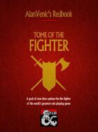AlanVenic Tome of the Fighter