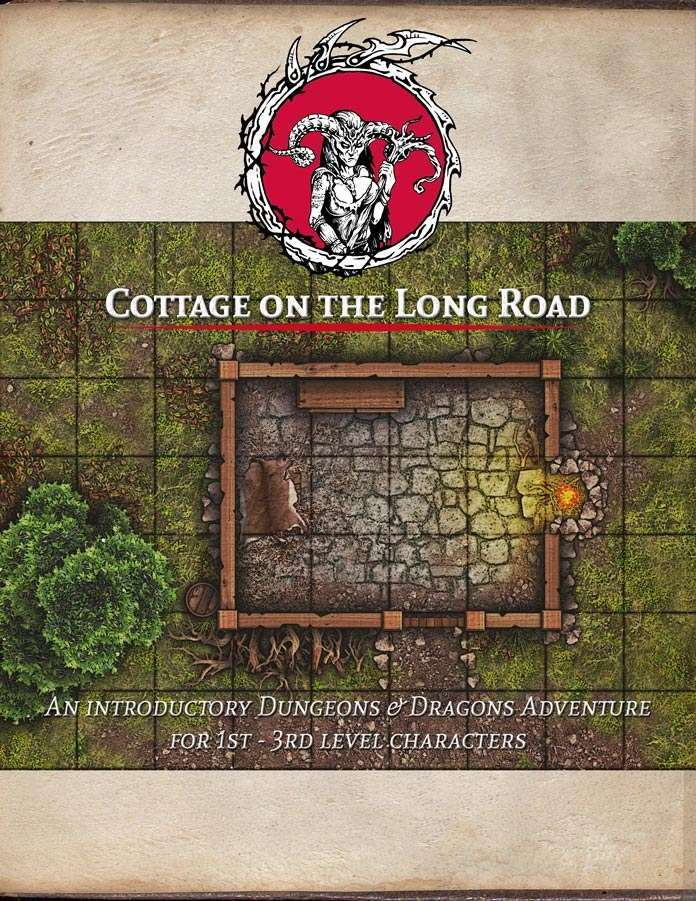 Cottage on the Long Road