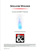 Spellfire Wielder