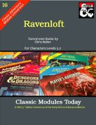 Classic Modules Today: I6 Ravenloft (5e)