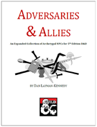 Adversaries & Allies