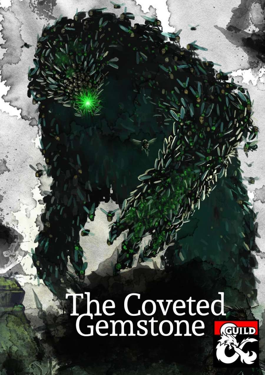 Cover of The Coveted Gemstone