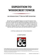 Expedition to Woodcrest Tower