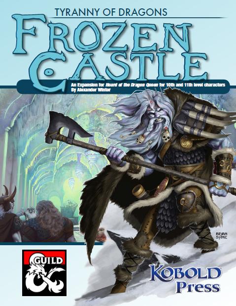 Cover of Frozen Castle
