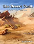 Cover of The Desert Vault