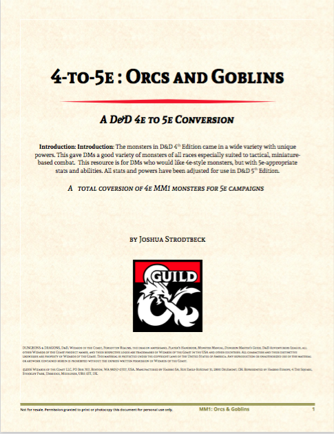 orcs and goblins 7th edition pdf