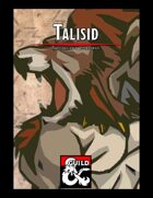 Talisid, the Celestial Lion