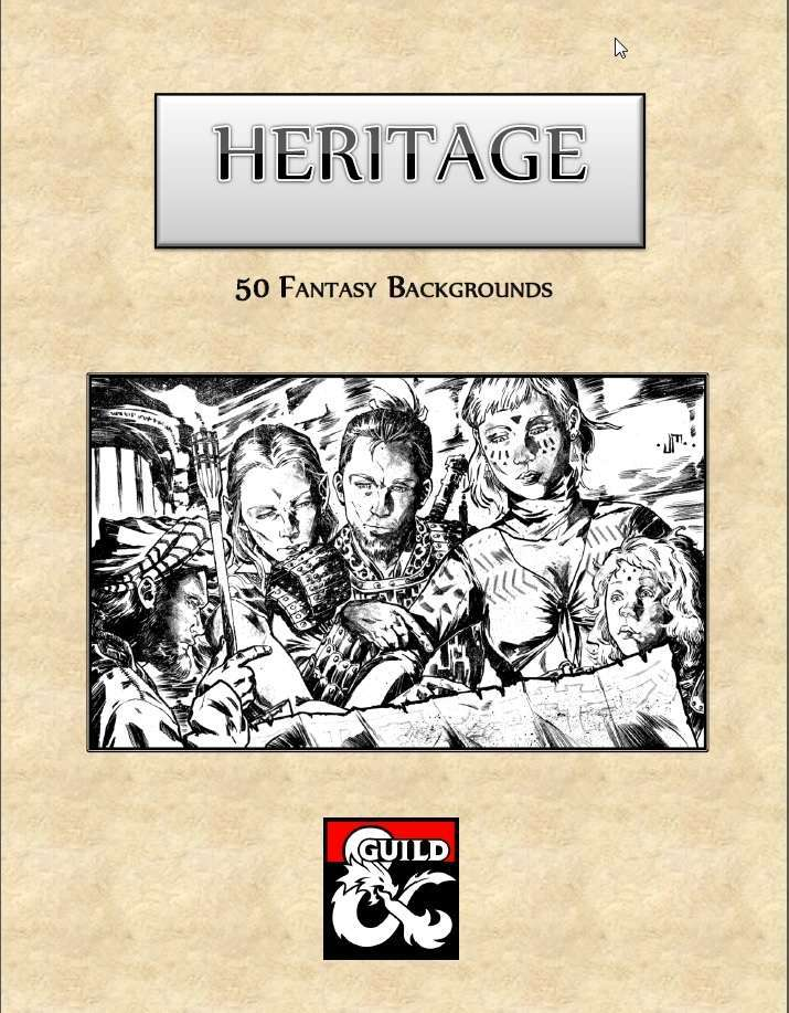 Heritage 50 backgrounds dungeon masters guild dungeon masters guild fandeluxe Image collections