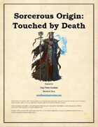 MTC - Sorcerous Origin: Touched by Death