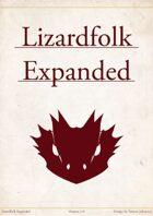 Lizardfolk Expanded