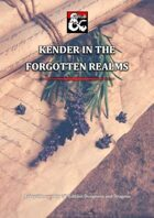 Kender in the Forgotten Realms - A Playable Race for 5th Edition