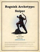 MTC - Roguish Archetype: Sniper