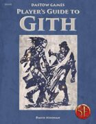 Player's Guide to Gith
