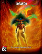 TWC2 Lopango - Land of the Sacred Sun