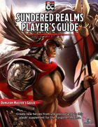 Sundered Realms Player's Guide