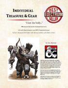 Individual Treasure & Gear