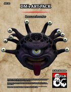 ART101 Beholder Stock Art