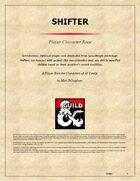 Race - Shifter