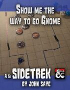Show me the way to go Gnome