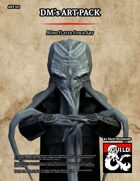 ART103 Mind Flayer Stock Art