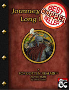 Journey on the Long Road: A 2nd-Level Adventure