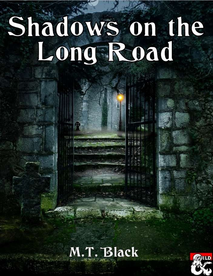Cover of Shadows on the Long Road