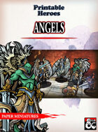 Angel Paper Miniatures