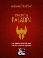 AlanVenic Tome of the Paladin