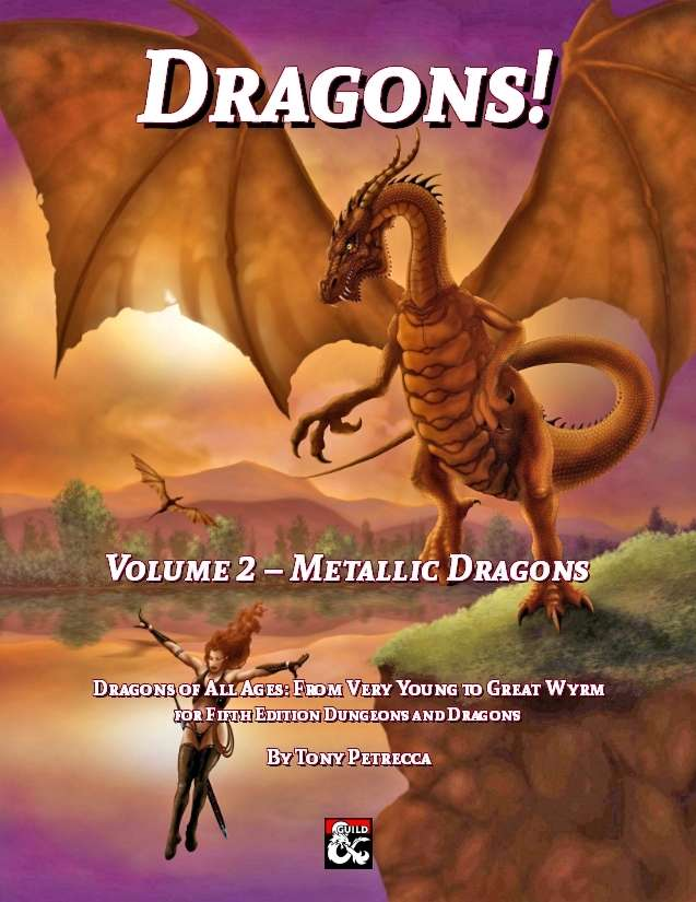 Dragons! Volume 2