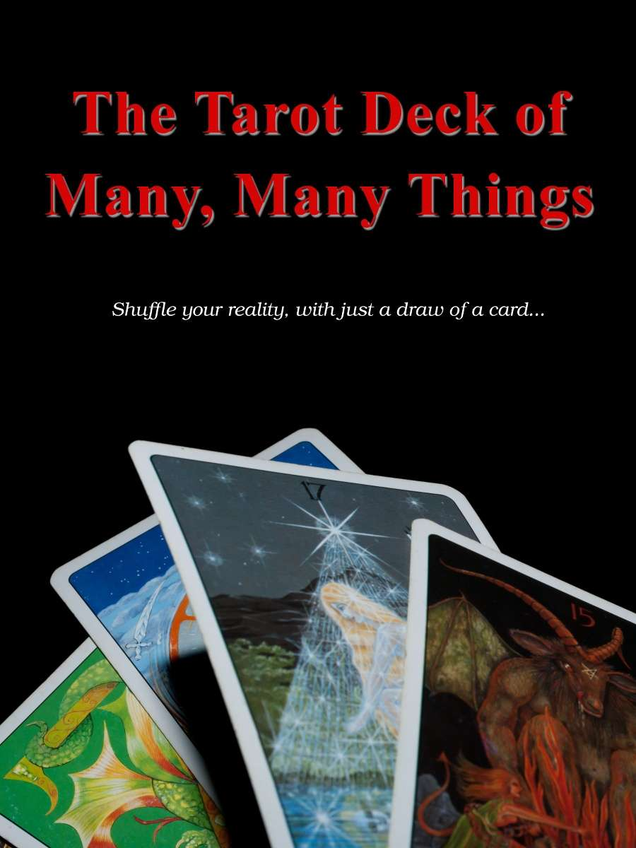 photo regarding Deck of Many Things Printable identified as The Tarot Deck of A lot of, A great number of Components - Dungeon Masters Guild