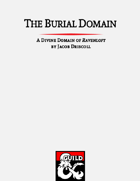 The Burial Domain: A Divine Domain of Ravenloft
