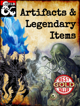 Artifacts & Legendary Items
