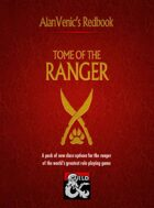 AlanVenic Tome of the Ranger