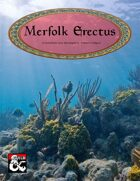 Merfolk Erectus Race (Standing Merfolk)
